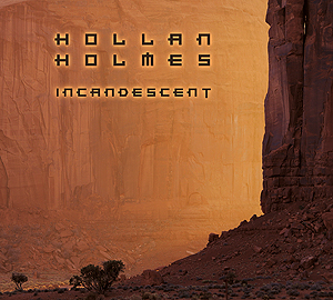 "CDcover for ""Phase Shift"" - by Hollan Holmes"